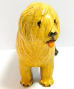 Rare Mortens Studio Old English Sheepdog Front 101- Dog's Tale Collectibles