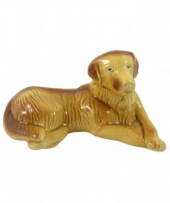 Ceramic Dog Labrador Retriever Front View- Dog's Tale Collectibles