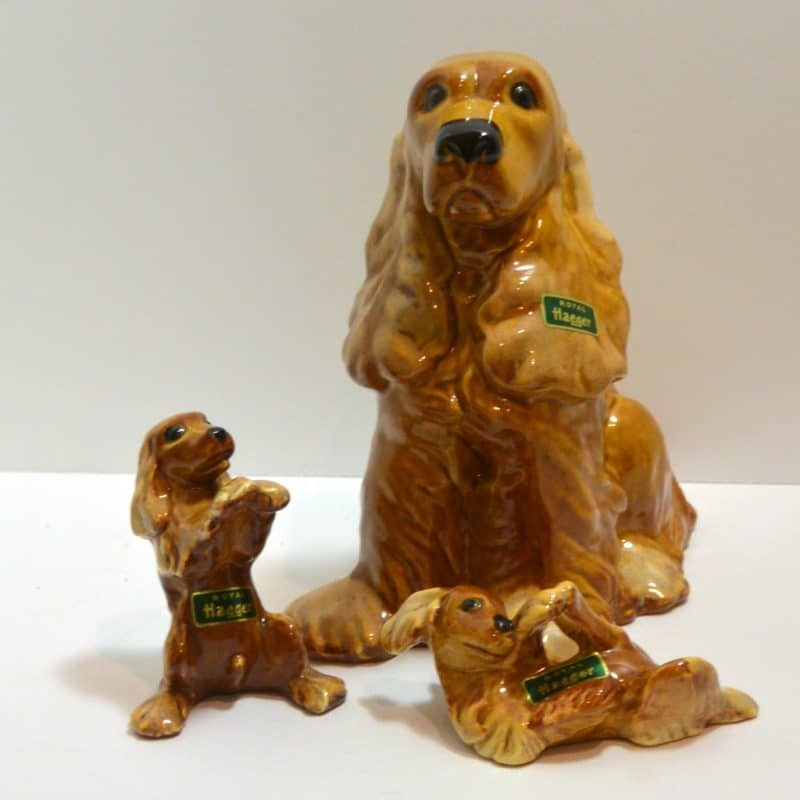 Dog Family, Collecting Dog Families